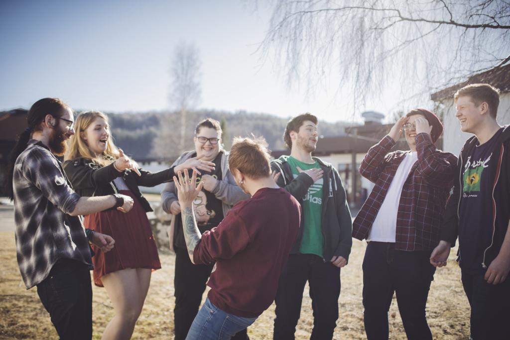 Knytt unike vennskapsbånd