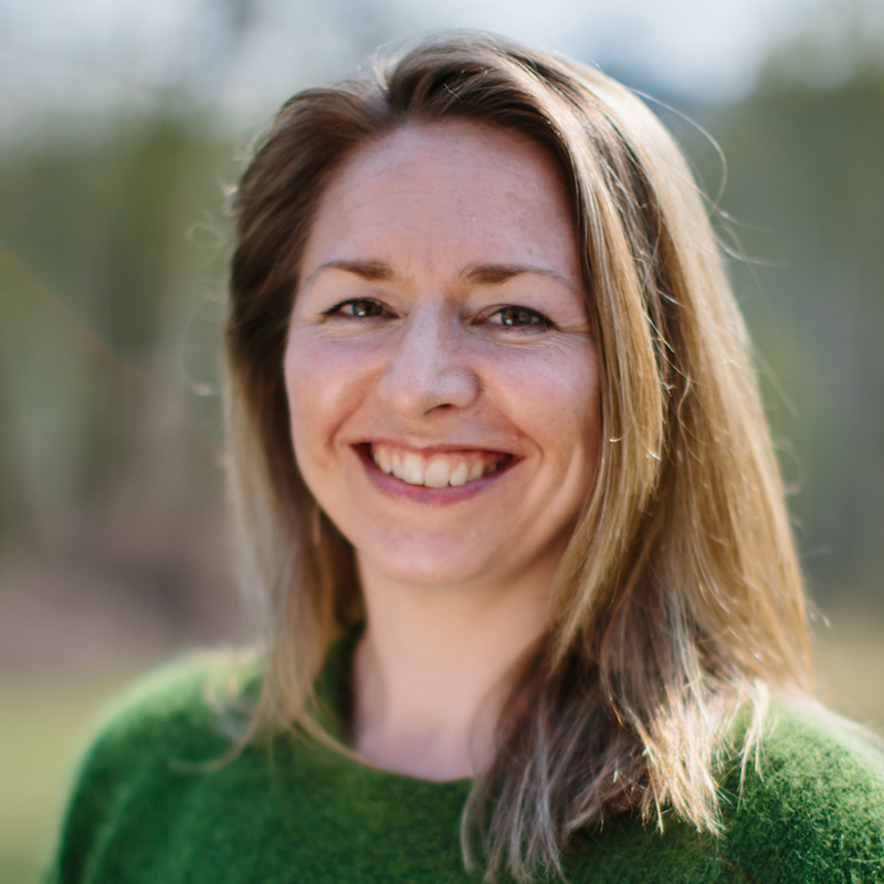 Mariann Aaland er rektor ved Heimtun.