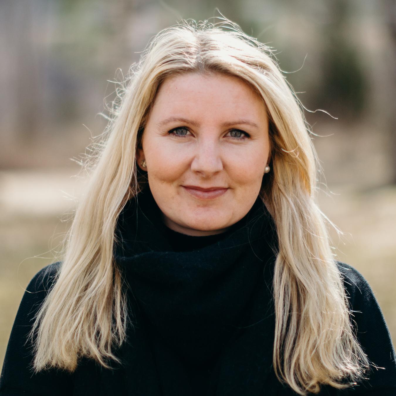 Marianne Hellebø er internatleder hos oss.